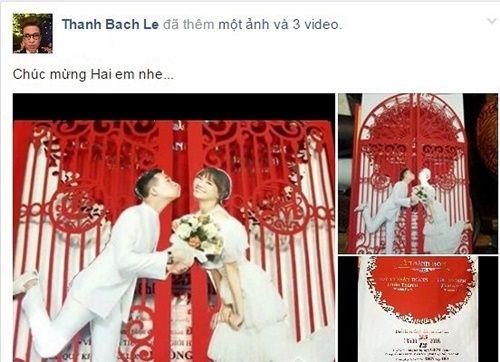 Câu trả lời của Tiến Đạt khi được hỏi về đám cưới Hari Won - Ảnh 2