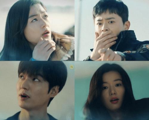 Huyền thoại biển xanh tập 7: Lee Min Ho ghen vì Jun Ji Hyun - Ảnh 1