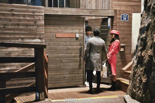 Jun Ji Hyun tiết lộ sự thật sau cảnh quay lãng mạn với Lee Min Ho - Ảnh 5