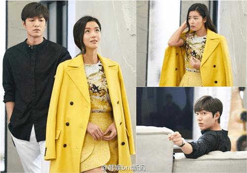 Jun Ji Hyun tiết lộ sự thật sau cảnh quay lãng mạn với Lee Min Ho - Ảnh 1
