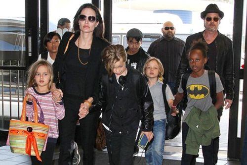 Trận cãi nhau giữa Brad Pitt với con trai gốc Campuchia khiến FBI vào cuộc - Ảnh 3