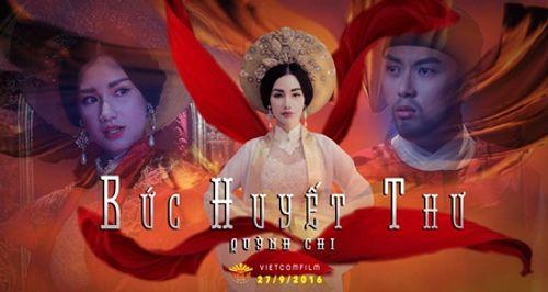 Quỳnh Chi tái hiện Tuyên Từ Hoàng thái hậu trong Thiên Mệnh Anh Hùng - Ảnh 1