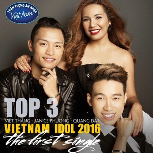 Vietnam Idol 2016: Top 3 chính thức giới thiệu single đầu tay - Ảnh 1