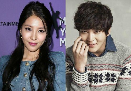 """""""Chị đại"""" của Kpop BoA hẹn hò với nam diễn viên kém tuổi - Ảnh 1"""