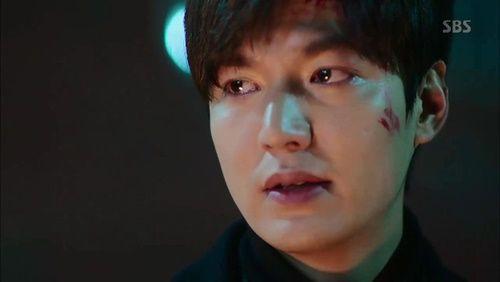 Huyền thoại biển xanh tập 18: Jun Ji Hyun đỡ đạn thay Lee Min Ho - Ảnh 7