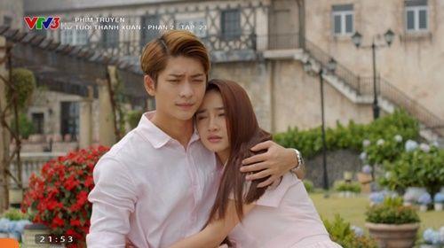 Tuổi thanh xuân phần 2 tập 23: Nhã Phương - Kang Tae Oh chung giường - Ảnh 2