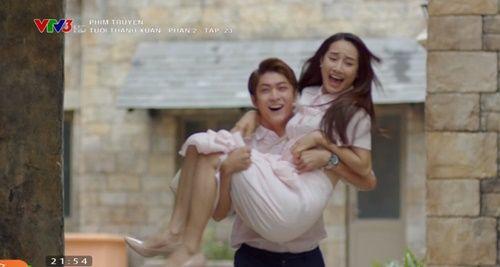 Tuổi thanh xuân phần 2 tập 23: Nhã Phương - Kang Tae Oh chung giường - Ảnh 4