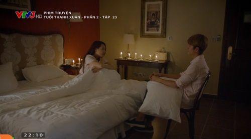 Tuổi thanh xuân phần 2 tập 23: Nhã Phương - Kang Tae Oh chung giường - Ảnh 6