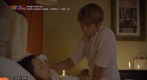Tuổi thanh xuân phần 2 tập 23: Nhã Phương - Kang Tae Oh chung giường - Ảnh 7