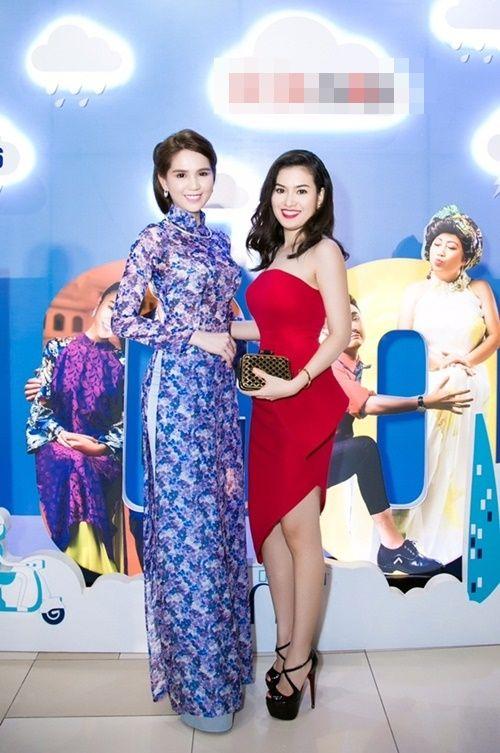 Con người thật của Ngọc Trinh - Khắc Tiệp qua lời kể Hoa hậu Việt Nam Thế giới - Ảnh 2