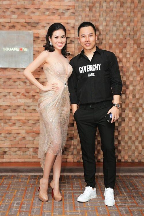 Con người thật của Ngọc Trinh - Khắc Tiệp qua lời kể Hoa hậu Việt Nam Thế giới - Ảnh 4