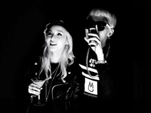 Xôn xao với đoạn clip G-Dragon bảo vệ và hôn Dara trước đám đông - Ảnh 6