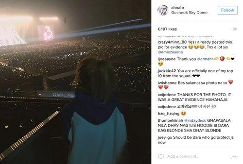 Xôn xao với đoạn clip G-Dragon bảo vệ và hôn Dara trước đám đông - Ảnh 1