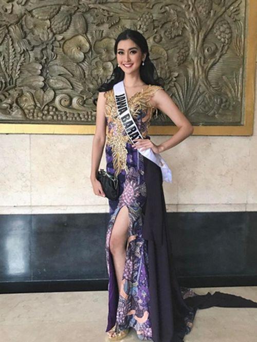 Nhan sắc đời thường xinh đẹp khó rời mắt của tân Hoa hậu Quốc tế - Ảnh 8