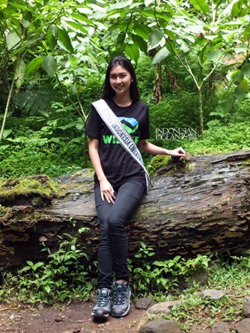 Nhan sắc đời thường xinh đẹp khó rời mắt của tân Hoa hậu Quốc tế - Ảnh 12