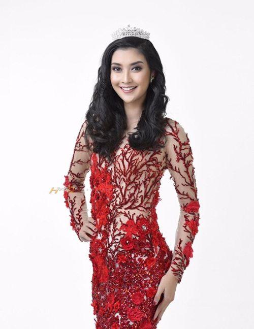Nhan sắc đời thường xinh đẹp khó rời mắt của tân Hoa hậu Quốc tế - Ảnh 4