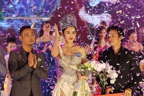 BTC Hoa hậu Đại Dương bị phạt 4 triệu đồng, Lê Âu Ngân Anh chưa bị tước danh hiệu - Ảnh 1