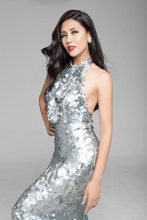 Nguyễn Thị Loan tự tin sẽ tạo nên sự khác biệt tại Hoa hậu Hoàn vũ Thế giới 2017 - Ảnh 3