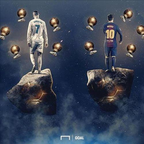 Ronaldo chính thức giành Quả bóng vàng 2017, cân bằng kỷ lục với Messi - Ảnh 2