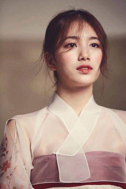 Xao xuyến với tạo hình cổ trang của mỹ nam mỹ nữ xứ Hàn - Ảnh 3