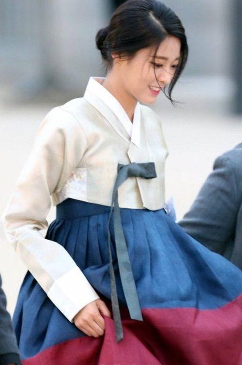 Xao xuyến với tạo hình cổ trang của mỹ nam mỹ nữ xứ Hàn - Ảnh 21