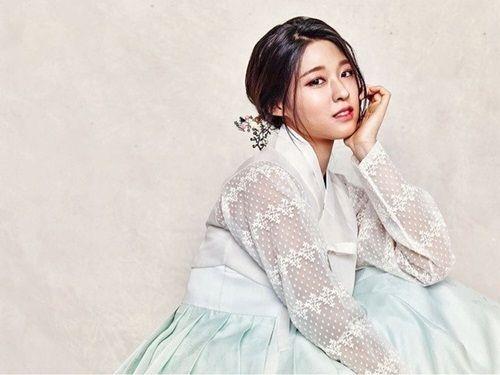 Xao xuyến với tạo hình cổ trang của mỹ nam mỹ nữ xứ Hàn - Ảnh 24