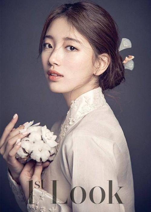 Xao xuyến với tạo hình cổ trang của mỹ nam mỹ nữ xứ Hàn - Ảnh 4