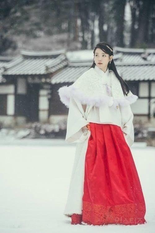 Xao xuyến với tạo hình cổ trang của mỹ nam mỹ nữ xứ Hàn - Ảnh 9