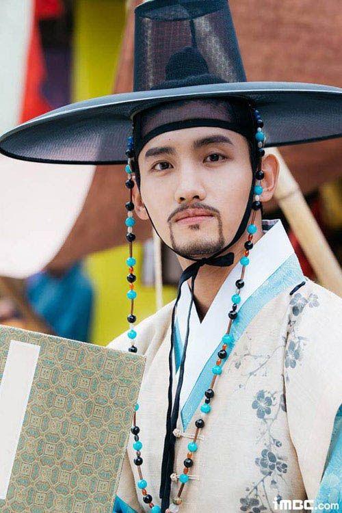 Xao xuyến với tạo hình cổ trang của mỹ nam mỹ nữ xứ Hàn - Ảnh 32