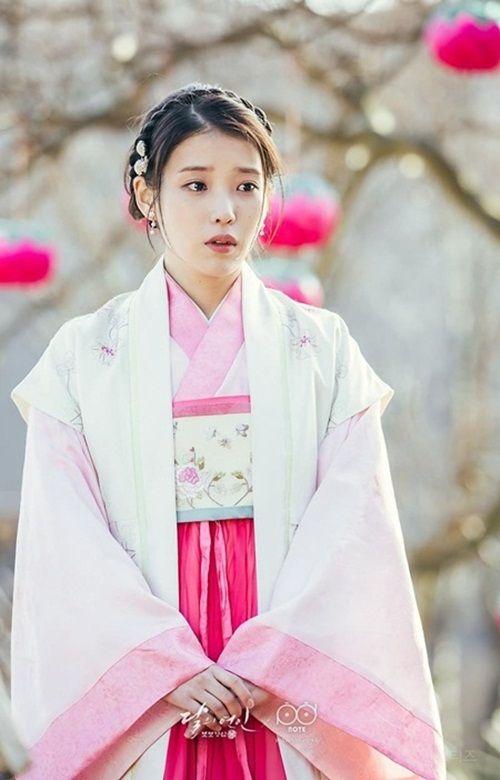 Xao xuyến với tạo hình cổ trang của mỹ nam mỹ nữ xứ Hàn - Ảnh 10