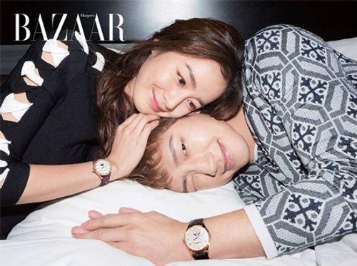 Kim Tae Hee và Bi Rain ngọt ngào chia sẻ về hôn nhân - Ảnh 2