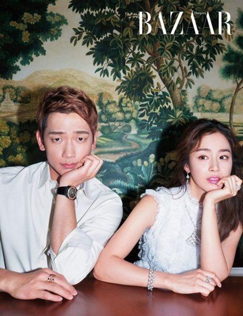 Kim Tae Hee và Bi Rain ngọt ngào chia sẻ về hôn nhân - Ảnh 3