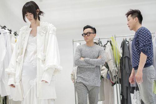 Mẫu Louis Vuitton, Armani casting cho show Nguyễn Công Trí - Ảnh 2