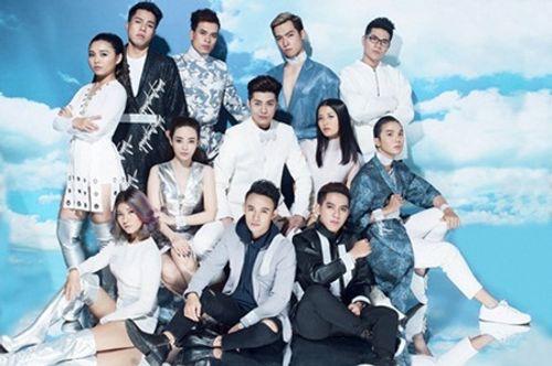Giọng hát Việt 2017: Noo Phước Thịnh luyện tập cùng thí sinh đến nửa đêm - Ảnh 1