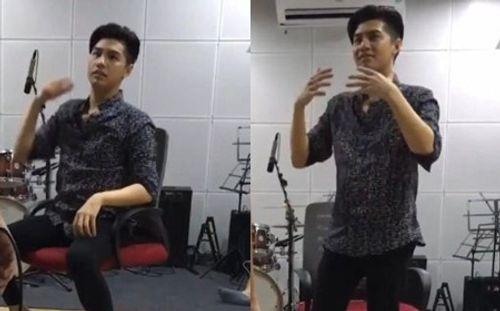 Giọng hát Việt 2017: Noo Phước Thịnh luyện tập cùng thí sinh đến nửa đêm - Ảnh 2