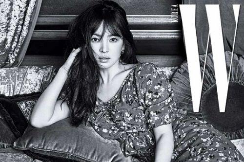 Song Hye Kyo tiết lộ tuyệt giao với người cũ sau khi chia tay - Ảnh 1
