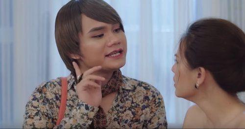 """Sốc với loạt hình ảnh đậm chất """"pê-đê"""" của Khắc Việt trong phim ngắn - Ảnh 6"""