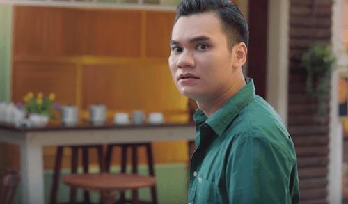 """Sốc với loạt hình ảnh đậm chất """"pê-đê"""" của Khắc Việt trong phim ngắn - Ảnh 1"""