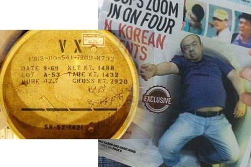 Malaysia xác nhận ông 'Kim Jong-nam' bị sát hại bằng chất độc VX - Ảnh 1
