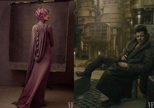 """Chính thức công bố nhân vật của Ngô Thanh Vân trong """"bom tấn"""" Hollywood """"Star Wars: The Last Jedi"""" - Ảnh 4"""