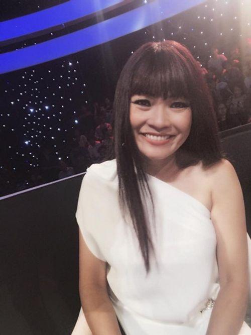 Phương Thanh rạng rỡ đi quay show bất chấp ồn ào scandal với Đàm Vĩnh Hưng - Ảnh 4