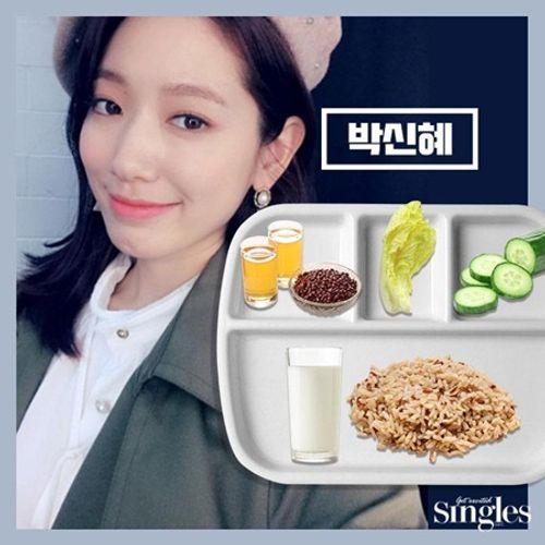 Thực đơn ăn kiêng khắc nghiệt của 3 mỹ nhân đình đám hàng đầu xứ Hàn - Ảnh 9