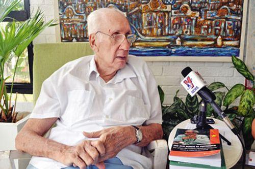 Đại sứ đầu tiên của Cuba tại Việt Nam từ trần - Ảnh 1