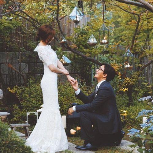 Tan chảy với những màn cầu hôn ngọt ngào hơn cả trên phim của sao Hàn - Ảnh 3