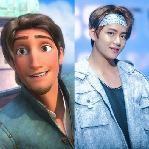 Sẽ ra sao nếu như BTS là các hoàng tử Disney? - Ảnh 11