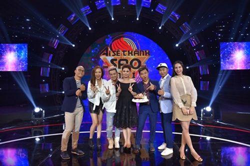 Lê Minh (MTV) lần đầu được tổ chức sinh nhật trên sân khấu