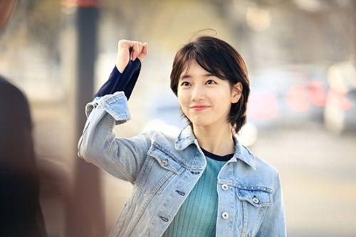 """Suzy khoe vẻ thanh tân trong drama """"siêu hot"""" cùng Lee Jong Suk - Ảnh 3"""