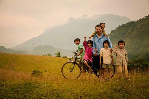 """""""Cha cõng con"""" là đại diện duy nhất của điện ảnh Việt tại Oscar 2018 - Ảnh 1"""