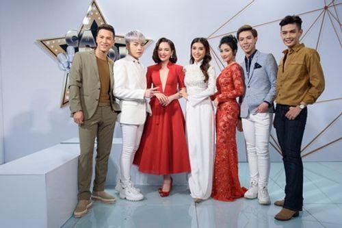 """Giang Hồng Ngọc một mình một kiểu trong gameshow mới với dàn thí sinh """"khủng"""" - Ảnh 1"""