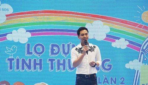 MC Phan Anh làm đại sứ Làng trẻ em SOS Việt Nam - Ảnh 1